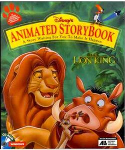 Animated StoryBook, The Lion King