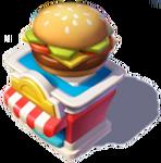 Bc-burger stand