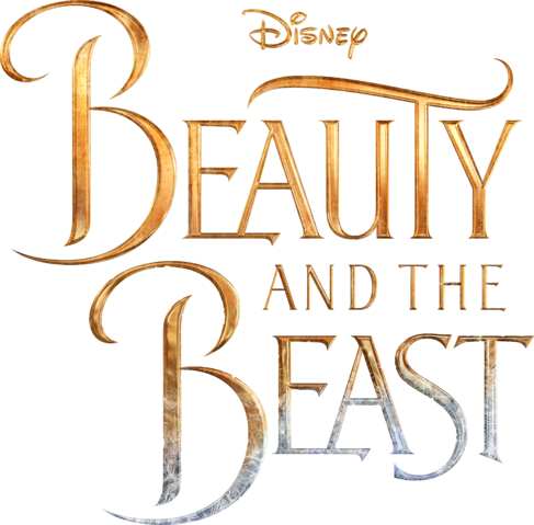 File:Beauty and the Beast 2017 Logo.png