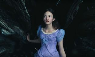 Clara blaues Kleid