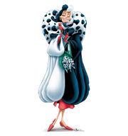 Cruella De Vil (Full picture)
