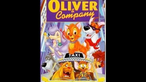 Digitized opening to Oliver & Company (1997 VHS UK)