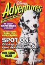 Disney Adventures Magazine australian cover December 1996 Dalmatians