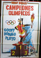 GOOFY-THE-OLYMPIC-CHAMP-movie-poster-Spanish-1972