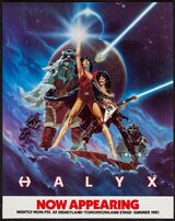 Halyx