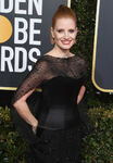 Jessica Chastain 76th Golden Globes