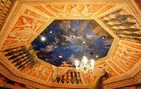 Juliet's Collections & Treasures Ceiling