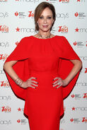 Lauren Holly AHA Go Red