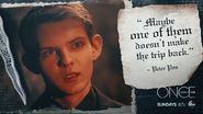 Once Upon a Time - 5x12 - Souls of the Departed - Peter Pan - Quote