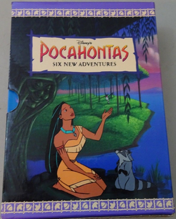 Pocahontas Six New Adventures