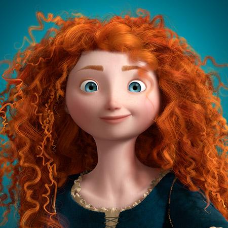 image princess merida from pixar brave jpg disney wiki fandom