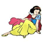 Snow White Pin