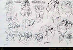The hunchback of notre dame character 2 esmeralda 17