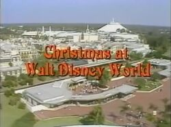 Title-Christmas at WDW