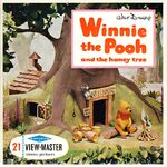 Winnie the Pooh and the Honey Tree ViewMaster