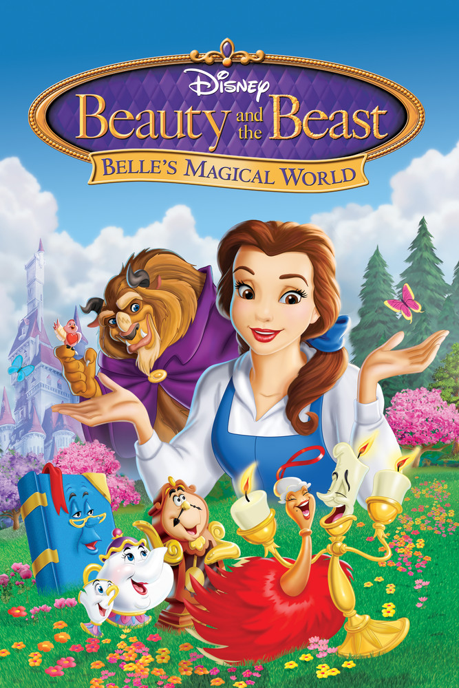 beauty and the beast the enchanted christmas movie download