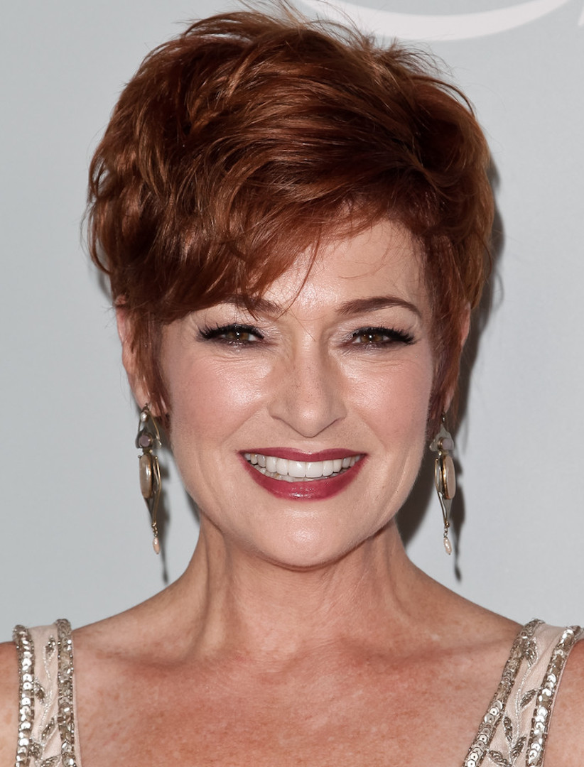 Carolyn Hennesy born June 10, 1962 (age 56)