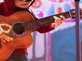 Chicharrón's Guitar