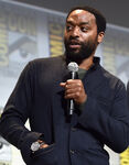 Chiwetel Ejiofor SDCC