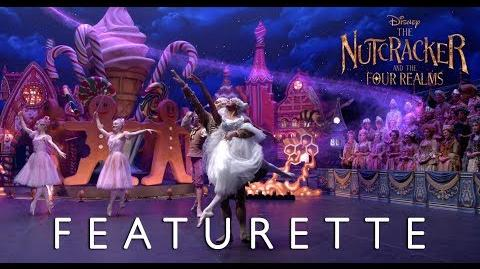 "Disney's The Nutcracker and The Four Realms - ""On Set with Misty Copeland"" Featurette"