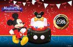 Disney Magical Dice Mickey's Birthday Promo