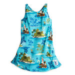 Disney Moana Woven Dress for Girls