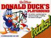 Donald Duck's Playground Coverart
