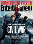 Entertainment Weekly - Captain America Civil War - Cover 3