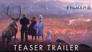 Frozen 2, de Disney – Tráiler oficial -1