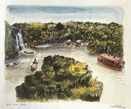 Marc Davis Elephant Bathing Pool
