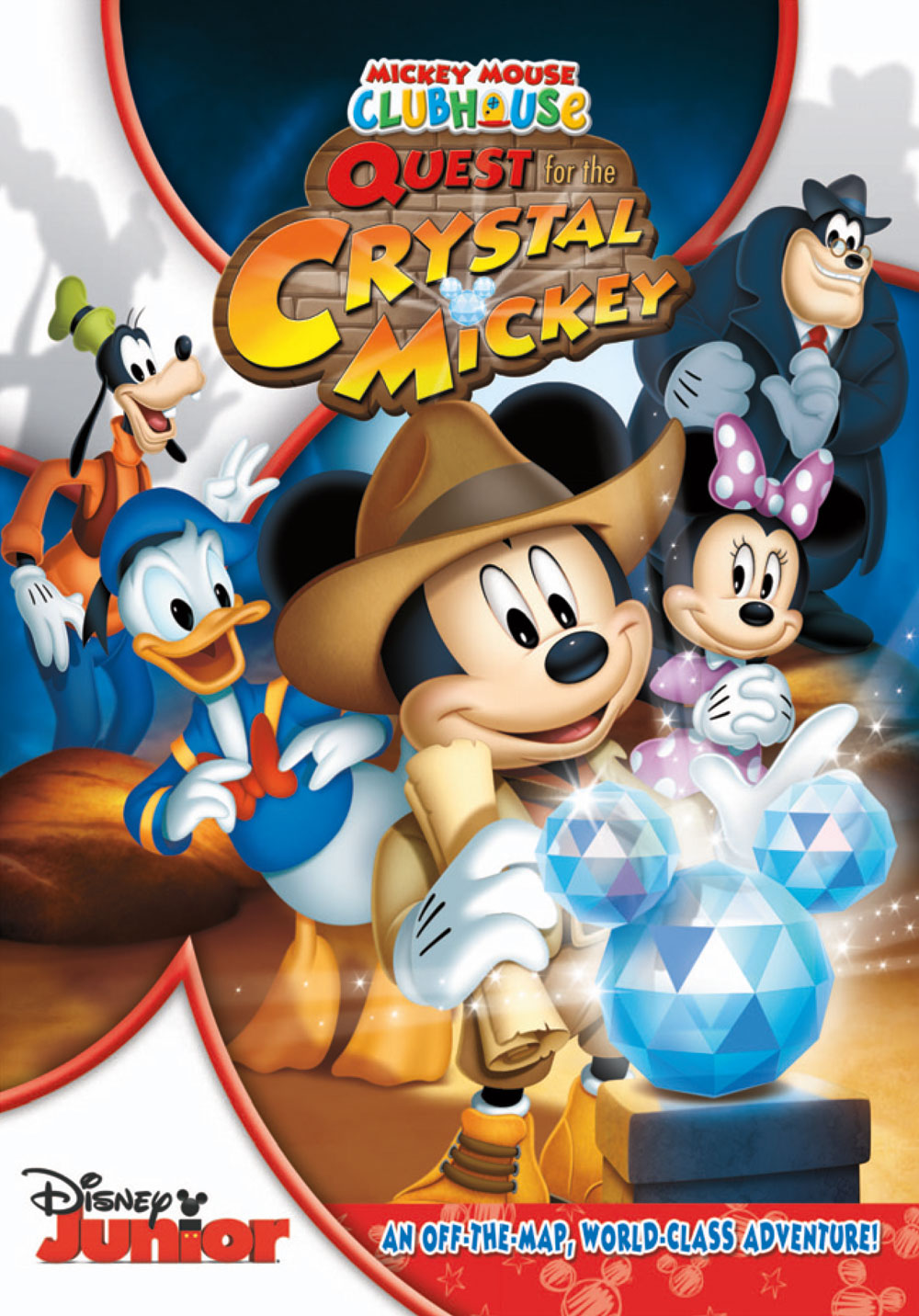 mickey mouse clubhouse pirate adventure dvd