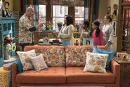 Raven's Home - 1x02 - The Baxter's Get Bounced - Raven and Landlord
