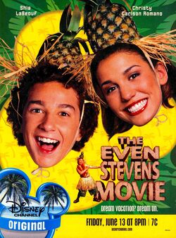 The Even Steven Movie Poster