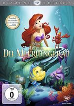 The Little Mermaid 2013 Germany DVD