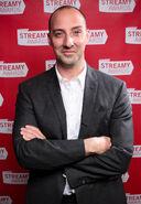 Tony Hale at the 2010 Streamy Awards (cropped)