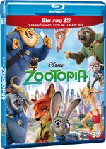 Zootopia Blu-Ray 3D México