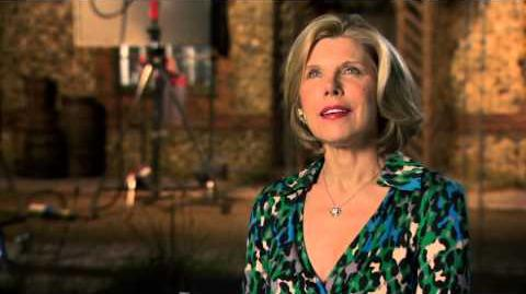 """Into the Woods"" Interview with Christine Baranski"