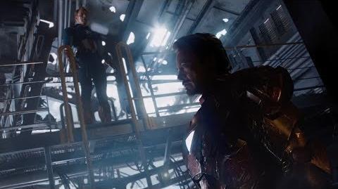 Мстители Война бесконечности - Круглый стол Тони Старк