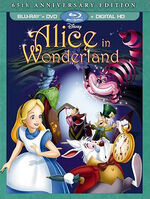 Alice In Wonderland 65th anniversary BD