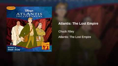 Atlantis The Lost Empire (Storyteller)