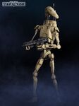 Battle Droid Dice