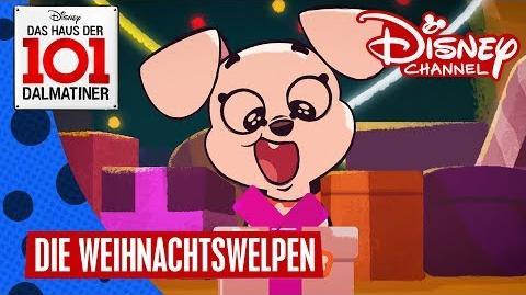DAS HAUS DER 101 DALMATINER - Die Weihnachtswelpen Disney Channel