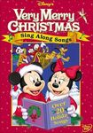 DisneysVeryMerryChristmasSongs DVD 2002