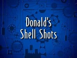 Donalds shell shots