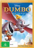 Dumbo2010AustralianDVD