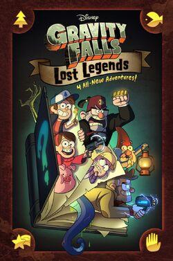 Gravity Falls Lost Legends