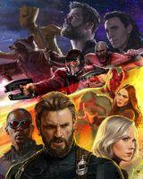 Infinity War Teaser Poster 2