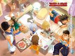 Kingdom Hearts 10th Anniversary Twilight Town