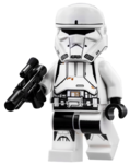 LEGO SW Figures - Imperial Hovertank Pilot