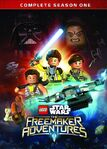 Lego SW Freemaker DVD